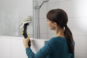 Benefits of steam cleaning windows and glass using steam cleaner