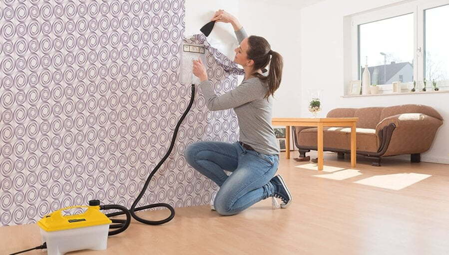 Best professional Wallpaper Steamers for removing wallpapers from wall