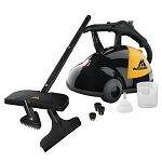 compact and small size steam cleaner machine for walls & ceilings