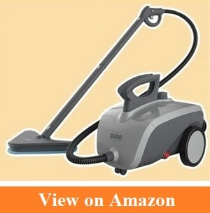 High Power steamer Machine to get rid of Bugs PureClean XL Rolling