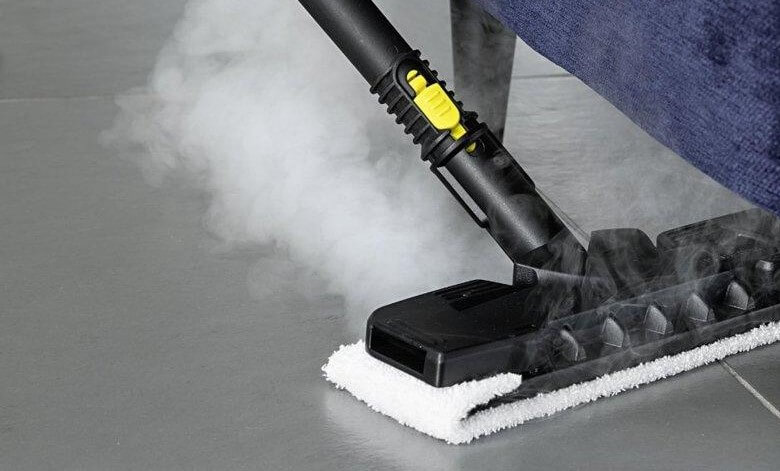 Types of steam cleaner machines